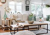 Upgrade: Leuchtende Herbstdeko fürs Wohnzimmer