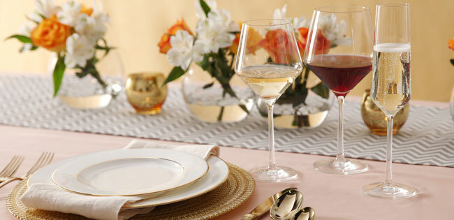 how to buy wine and champagne glasses