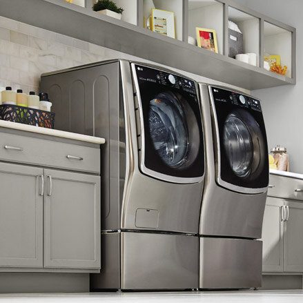 How to Maximize Space in the Laundry Room - Right, Now