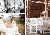 A Rustic Fall Wedding