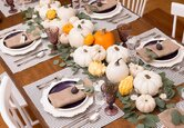 How to Set a Sophisticated Thanksgiving Table
