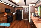 Before and After: DIY Kitchen Remodel