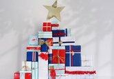DIY Present Tree Advent Calendar