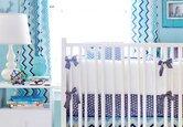 Nursery Color Palette: Baby Blues