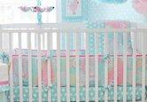 Nursery Color Inspiration: Aqua