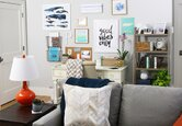 Creating a Multipurpose His-and-Her Space
