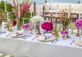 How to Decorate a Whimsical Tablescape
