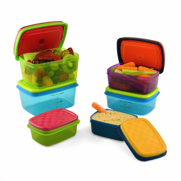 14-Piece Soft Touch Container Set