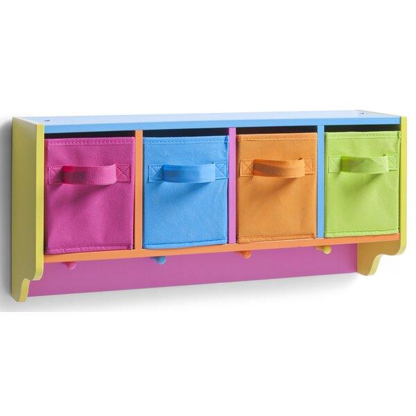 Garderobenpaneel für Kinder