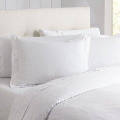 Alexa White Monogrammed Bedding Collection