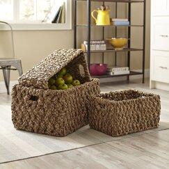 Animas Seagrass Baskets