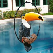 Touco Tropical Toucan Statue