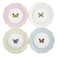 "Butterfly Meadow 8"" Dessert Plate"