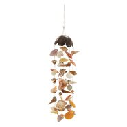 Coconut Shell Wind Chime