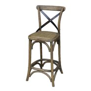 "X 24"" Counter Bar Stool (Set of 2)"