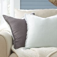 Harmony Linen Pillow Cover