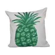 Decorative Pineapple Throw Pillow