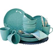 Summit Lake 16 Piece Dinnerware Set