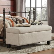 Kendrick Upholstered Storage Bedroom Bench