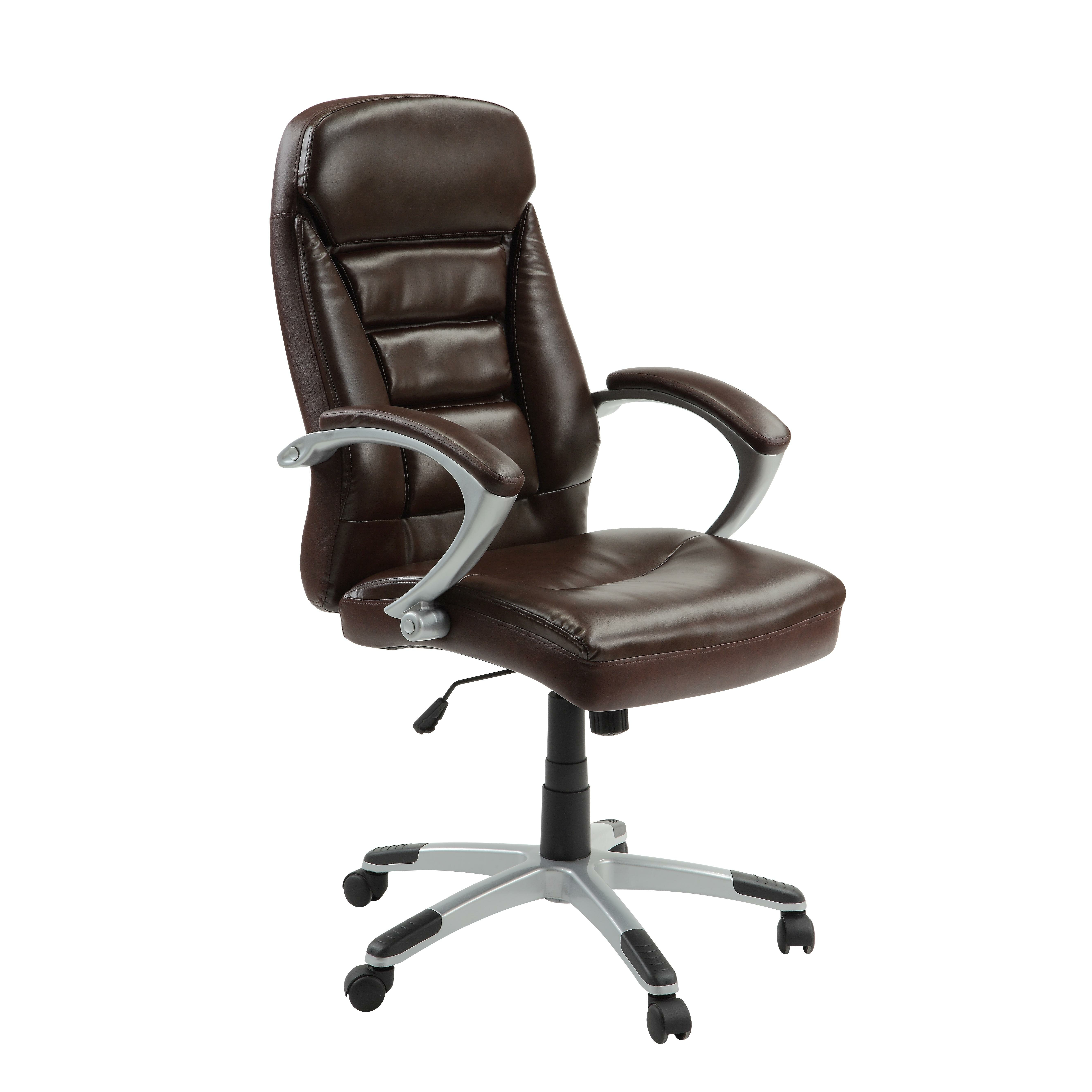 Innovex Excelsus High Back Leather Executive Chair