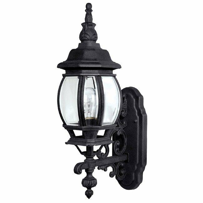 Capital Lighting French Country 1 Light Outdoor Sconce