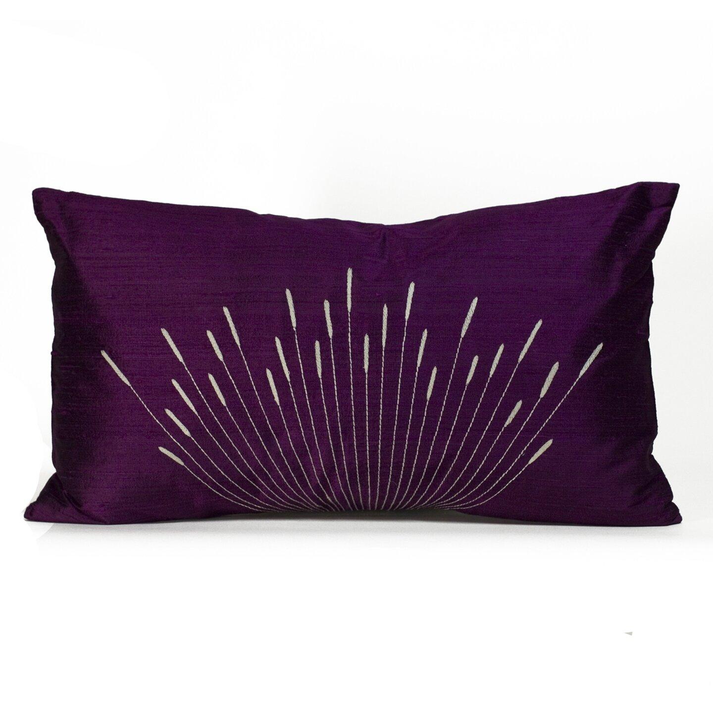 Jiti Branches Silk Lumbar Pillow Amp Reviews Wayfair