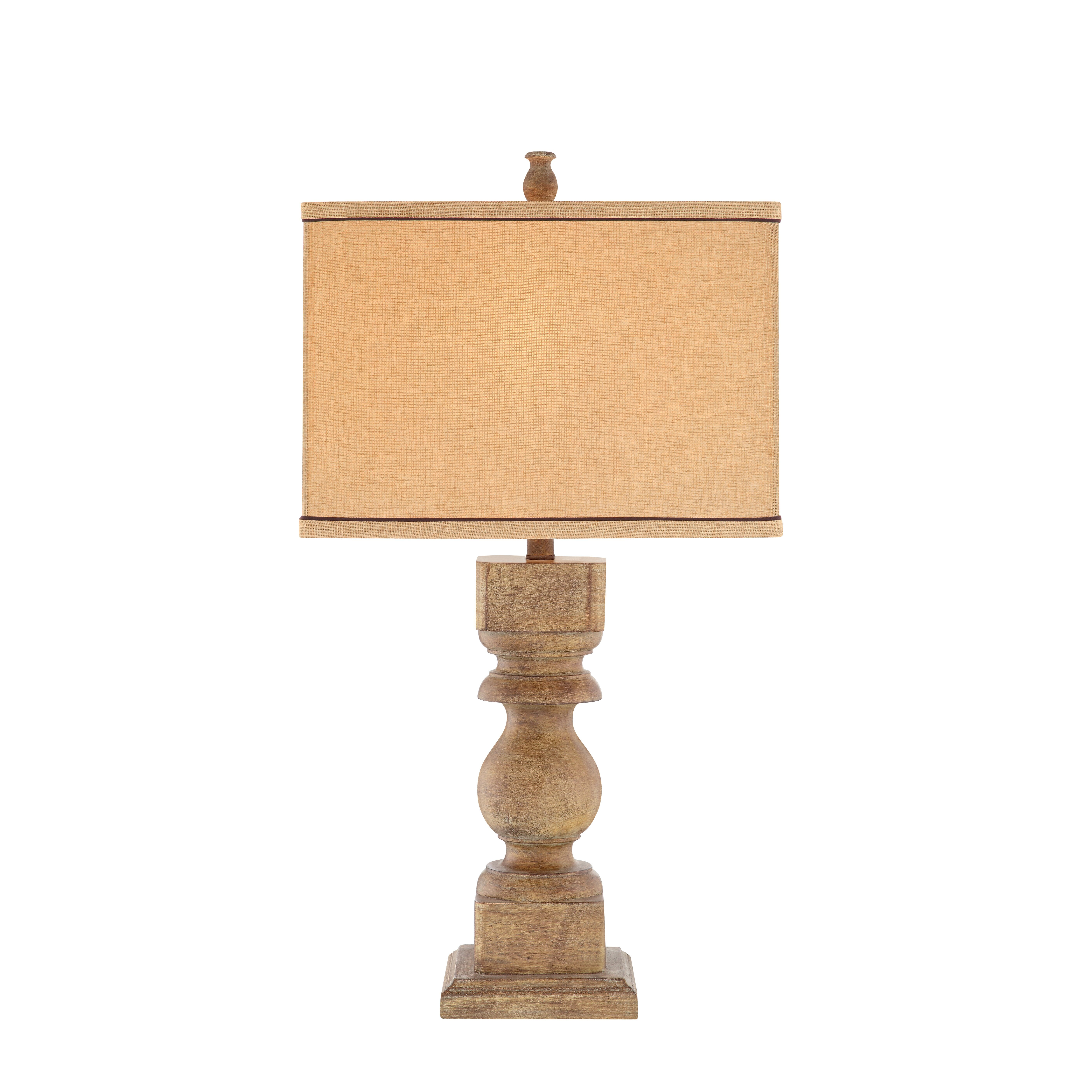 catalina lighting 30 h table lamp reviews wayfair. Black Bedroom Furniture Sets. Home Design Ideas