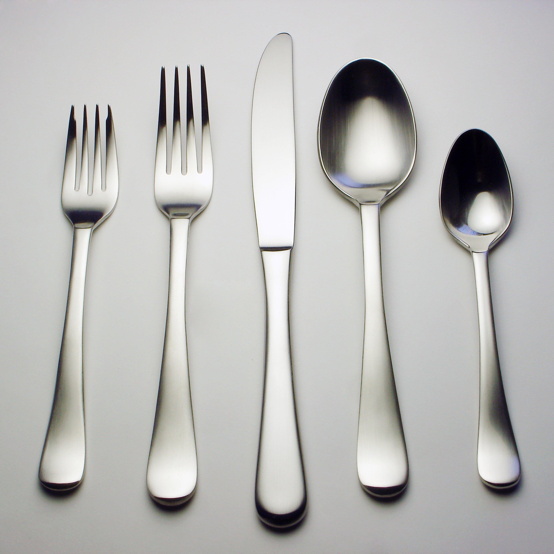 commercial silverware sets images  reverse search - filename lucia twenty piece flatware set