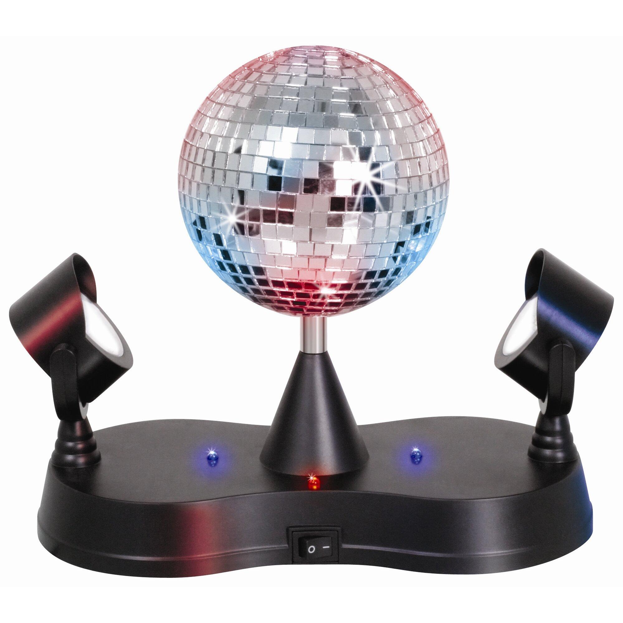 LumiSource Novelty Lighting Disco Ball 9.5
