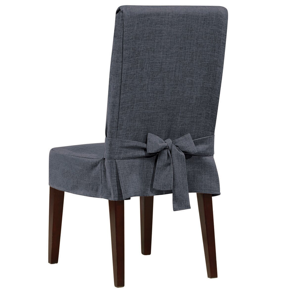 Sure Fit Shorty Dining Chair Slipcover & Reviews