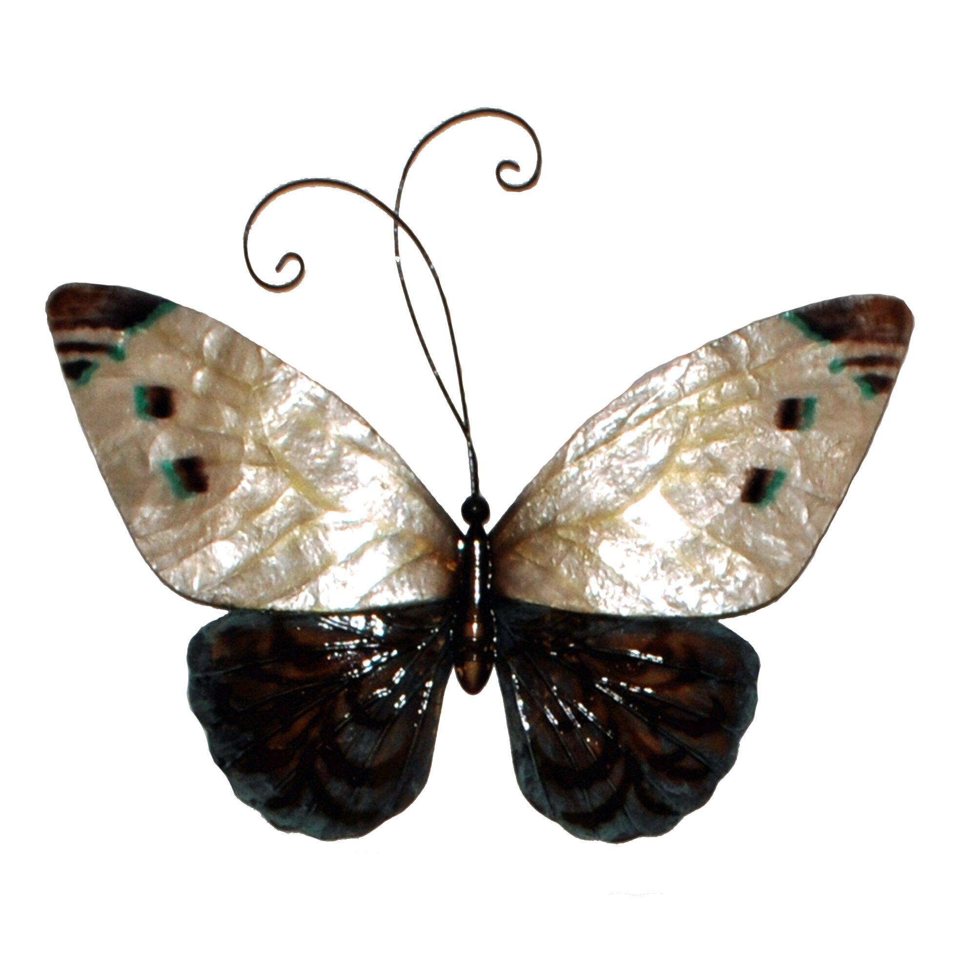 Eangee Home Design Butterfly Wall Decor Reviews Wayfair