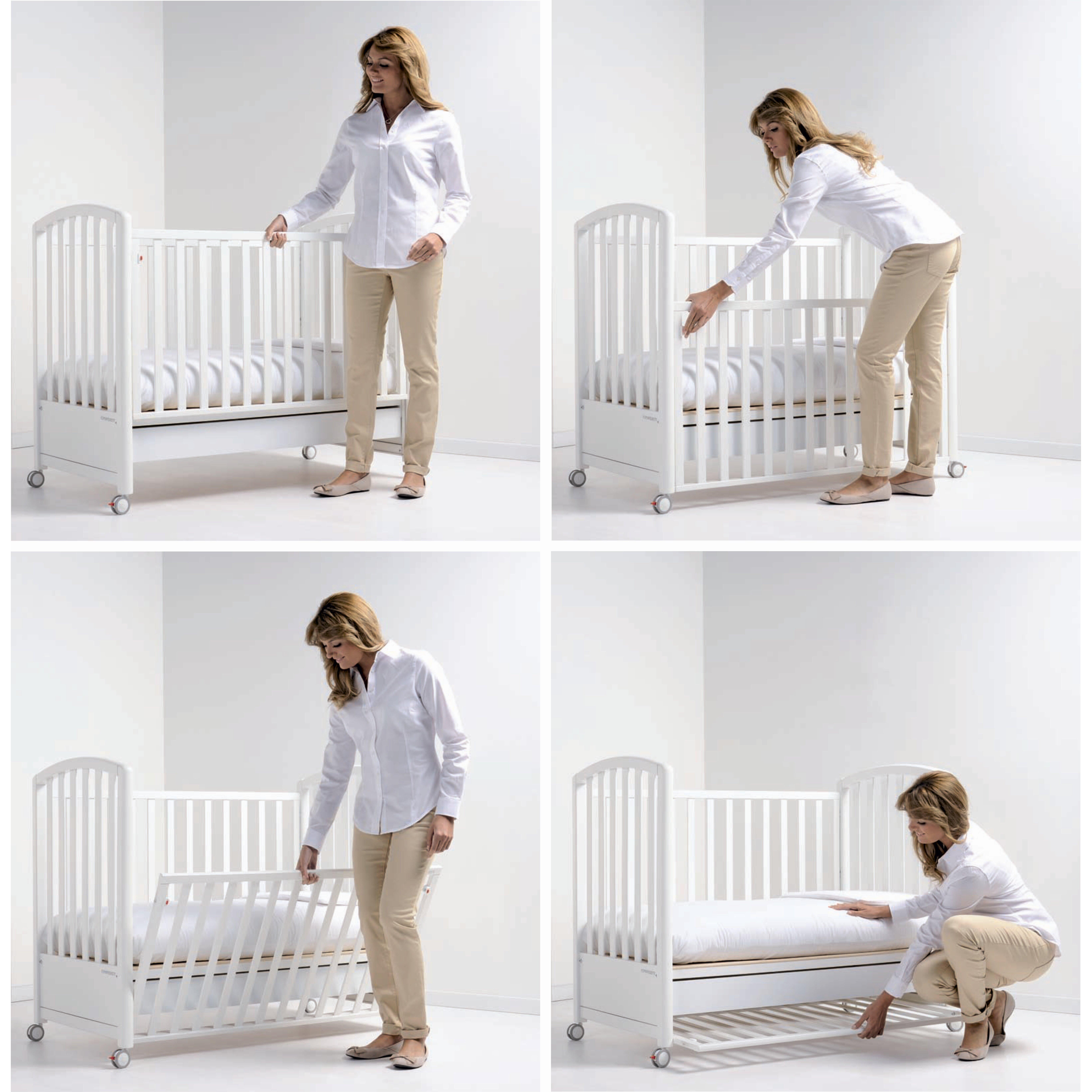 Foppapedretti Rollino Cot Bed