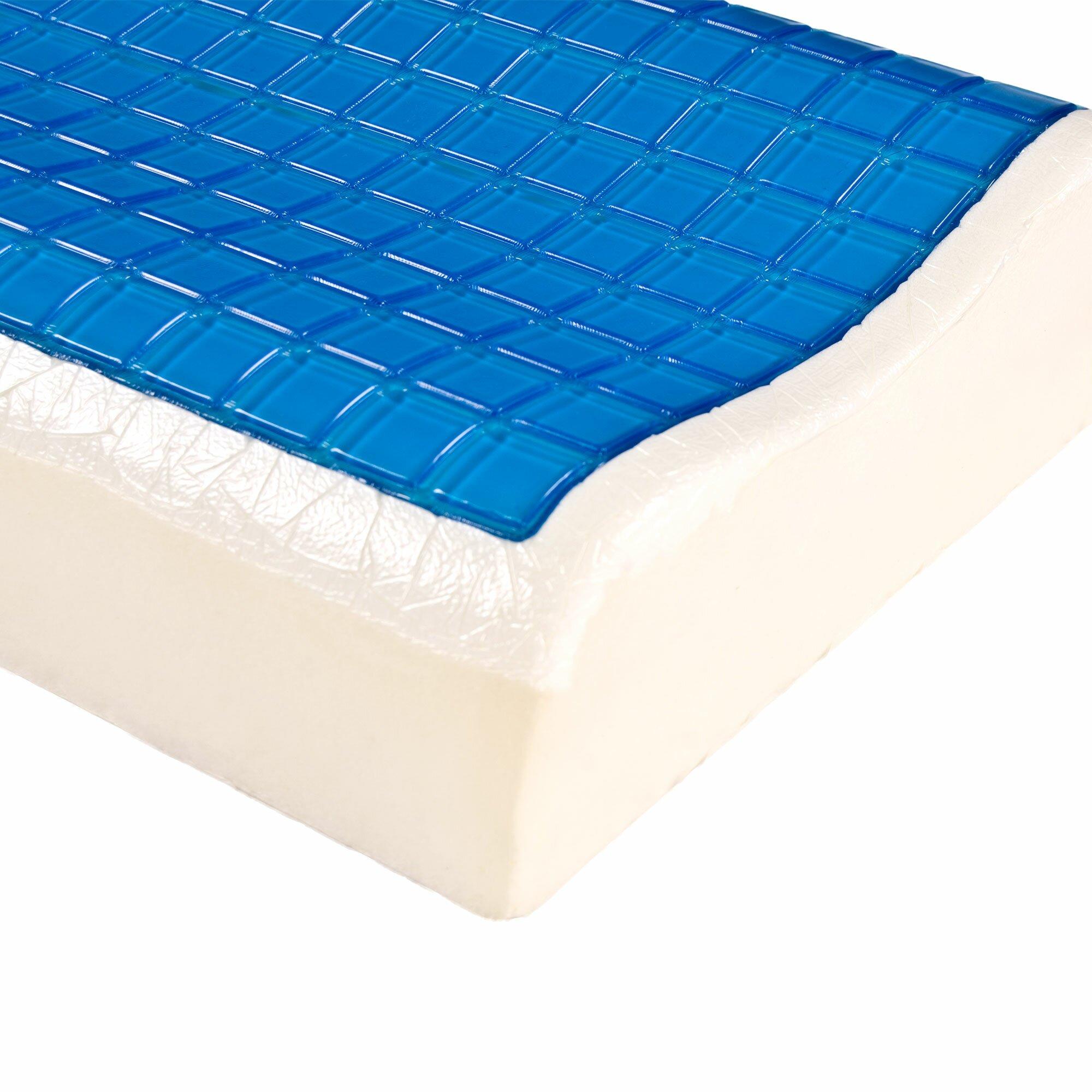 Remedy Contour Gel Memory Foam Pillow Amp Reviews Wayfair