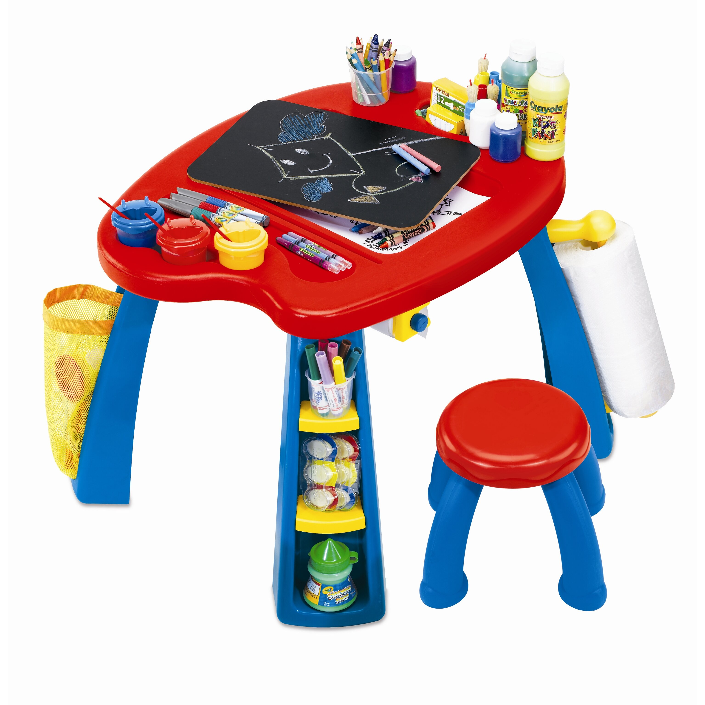 Grow N Up Crayola Creativity Play Station Kids 2 Piece