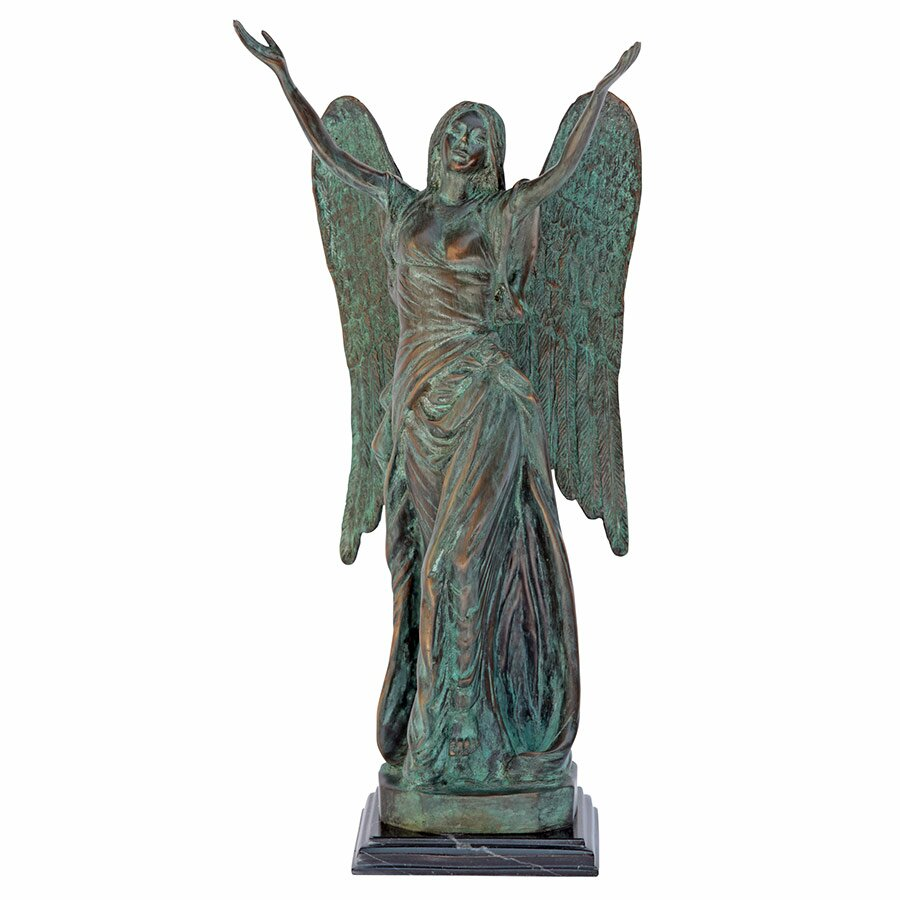 Wayfair Garden Statues: Celestine Angel Garden Statue