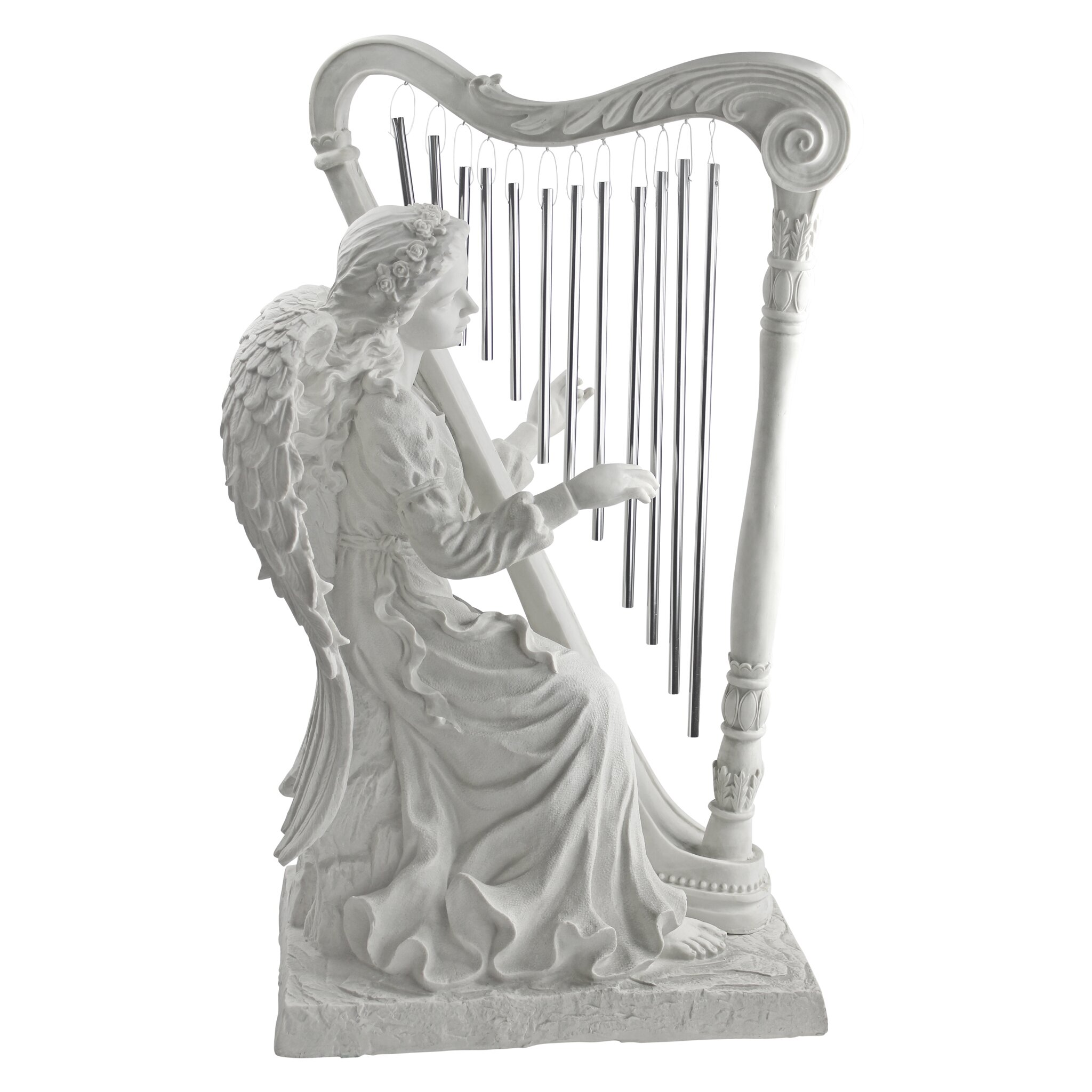 Design toscano music from heaven angel statue reviews for Design tuscany