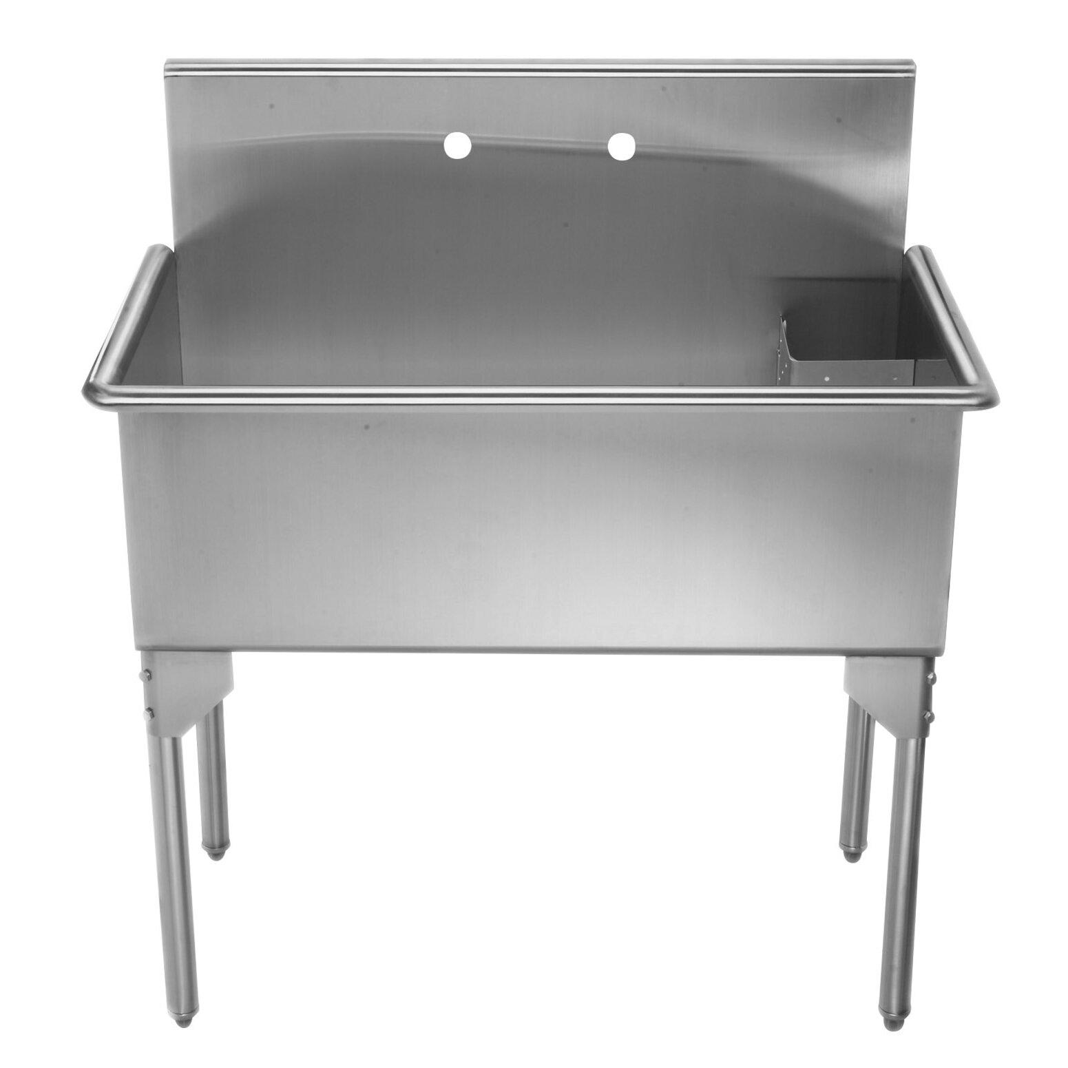 Freestanding Utility Sink : ... 39