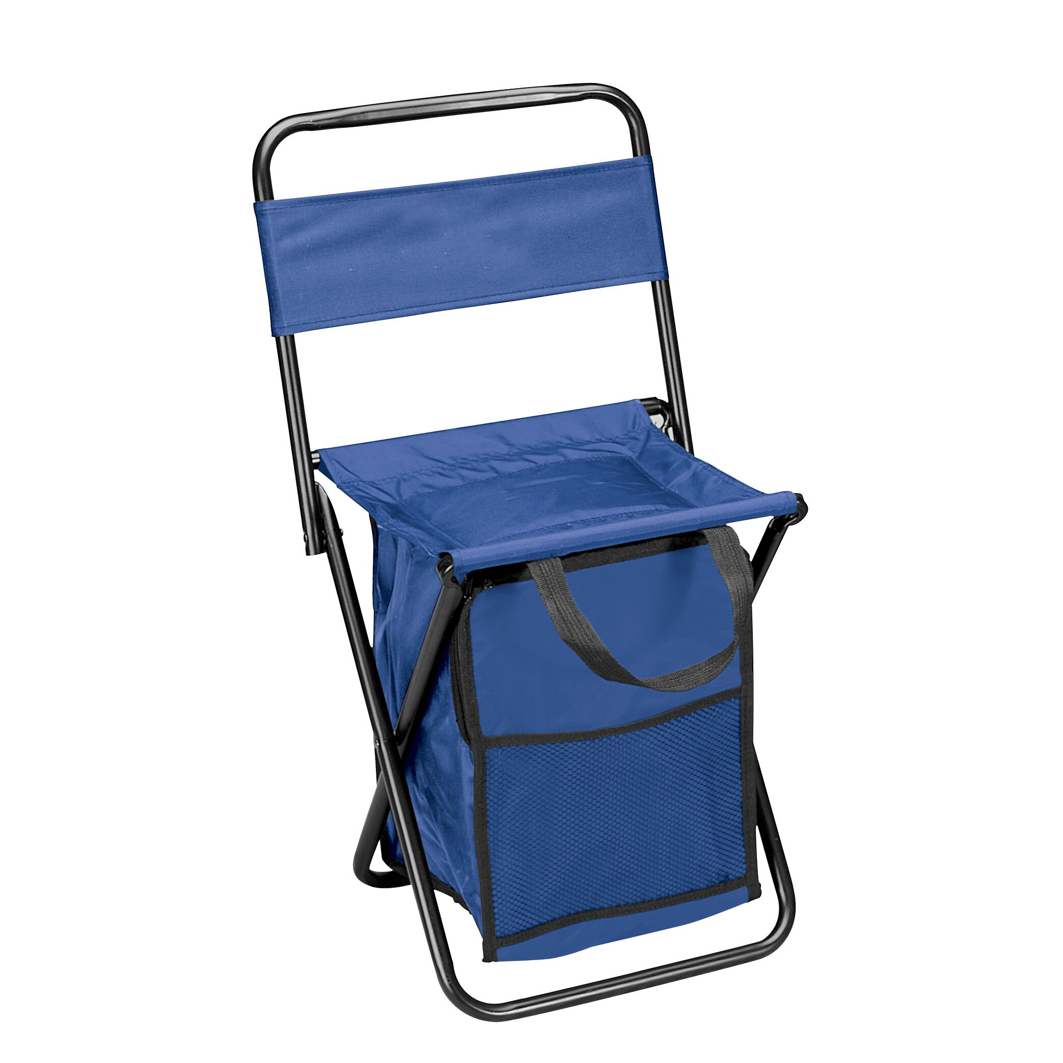 Preferred Nation Folding Chair with Cooler & Reviews
