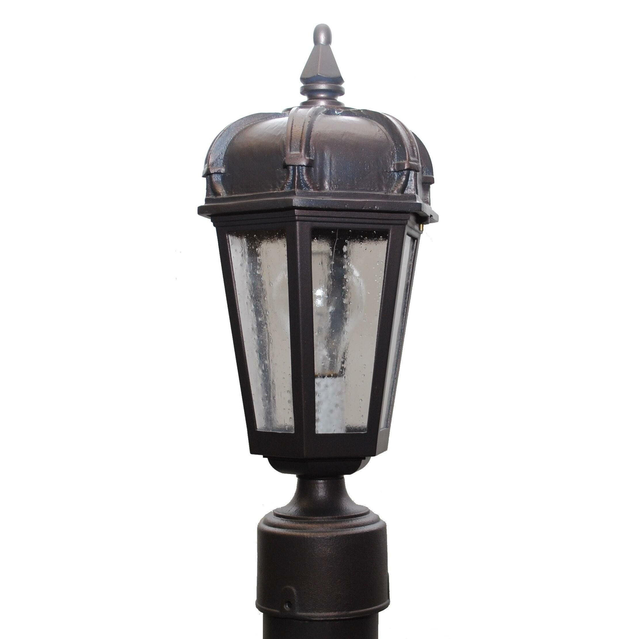 Kiss Series 1 Light Post Light Wayfair Supply