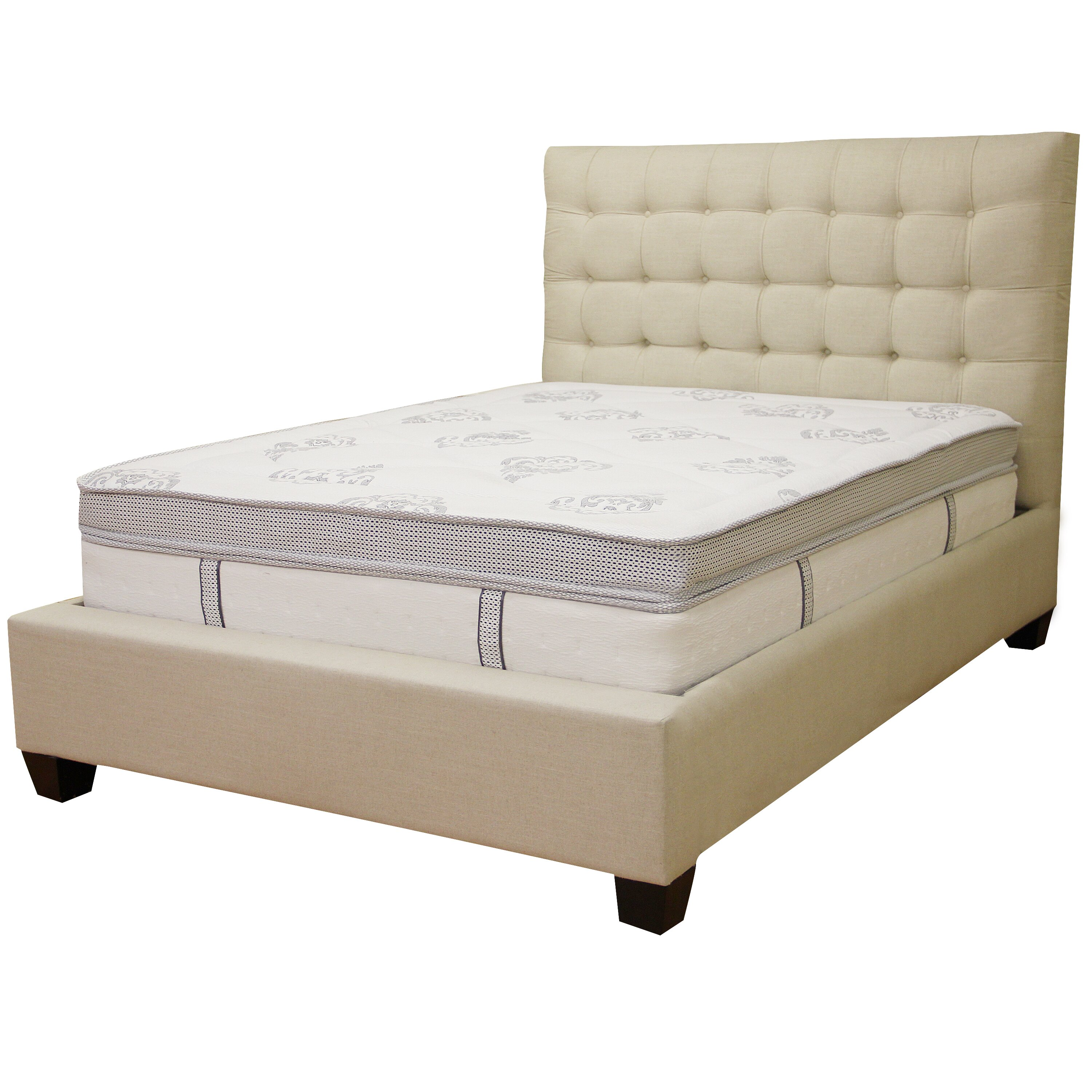 "Classic Brands Gramercy 14"" Cool Gel Memory Foam"
