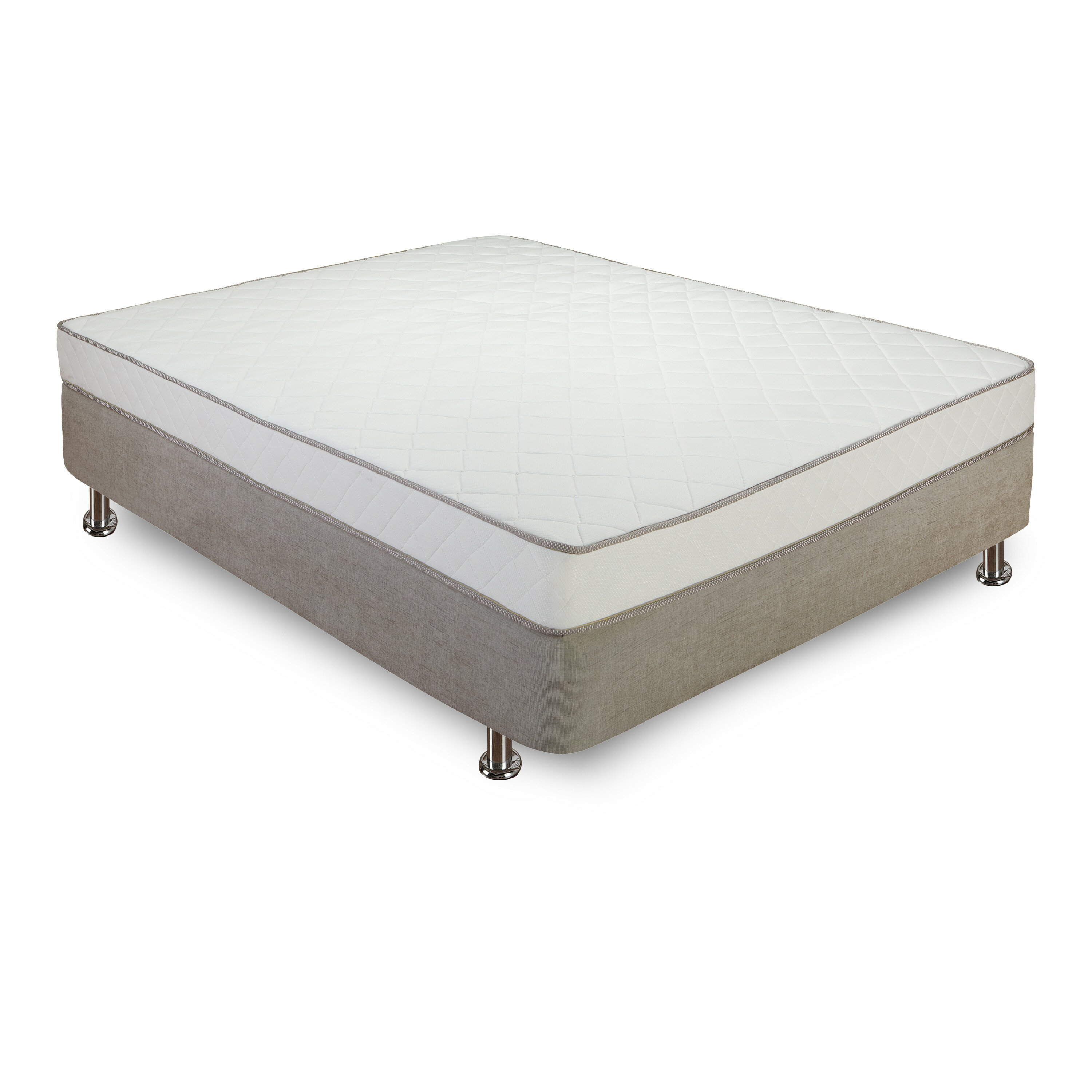"Classic Brands Innerspring Coil 7"" Mattress & Reviews"