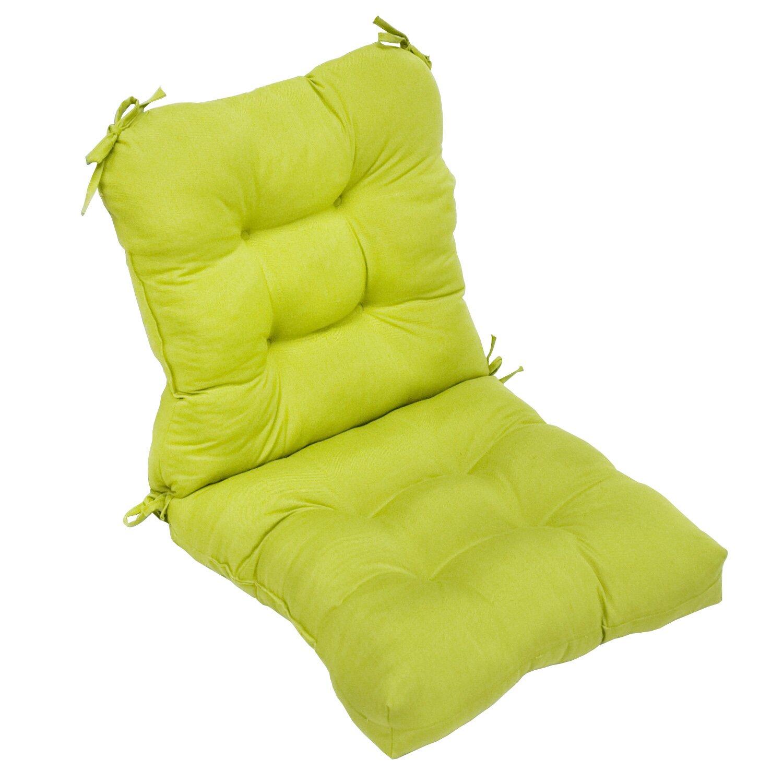 Make Wicker Chair Cushions Outdoor Seat Back Chair Cushion Oc