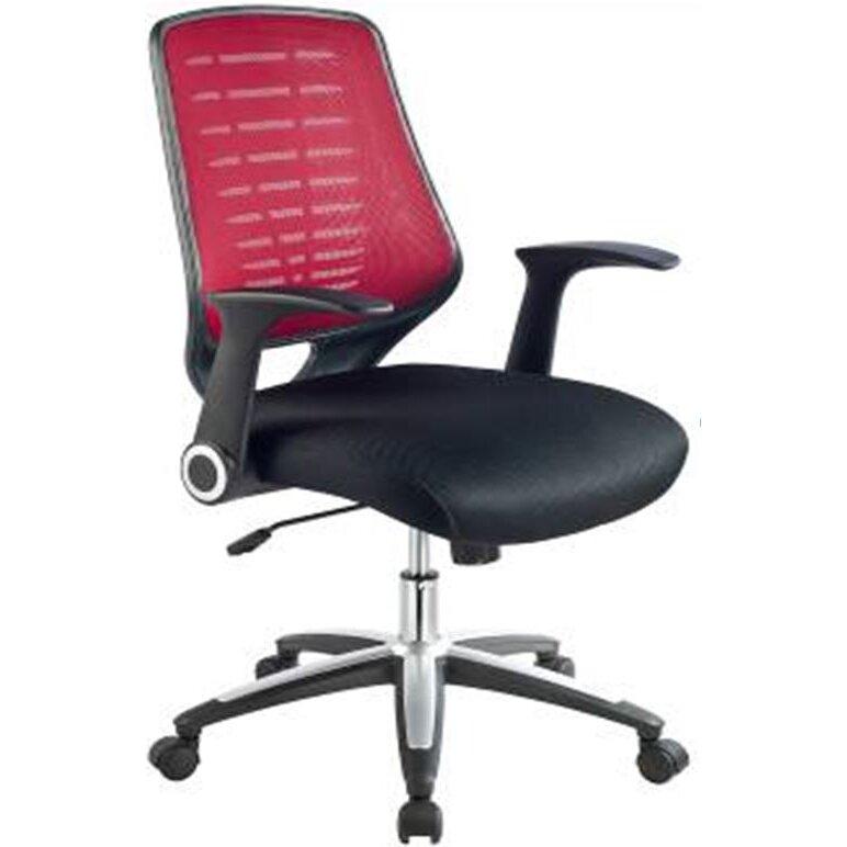 Modrest diplomat modern high back mesh office chair by vig furniture
