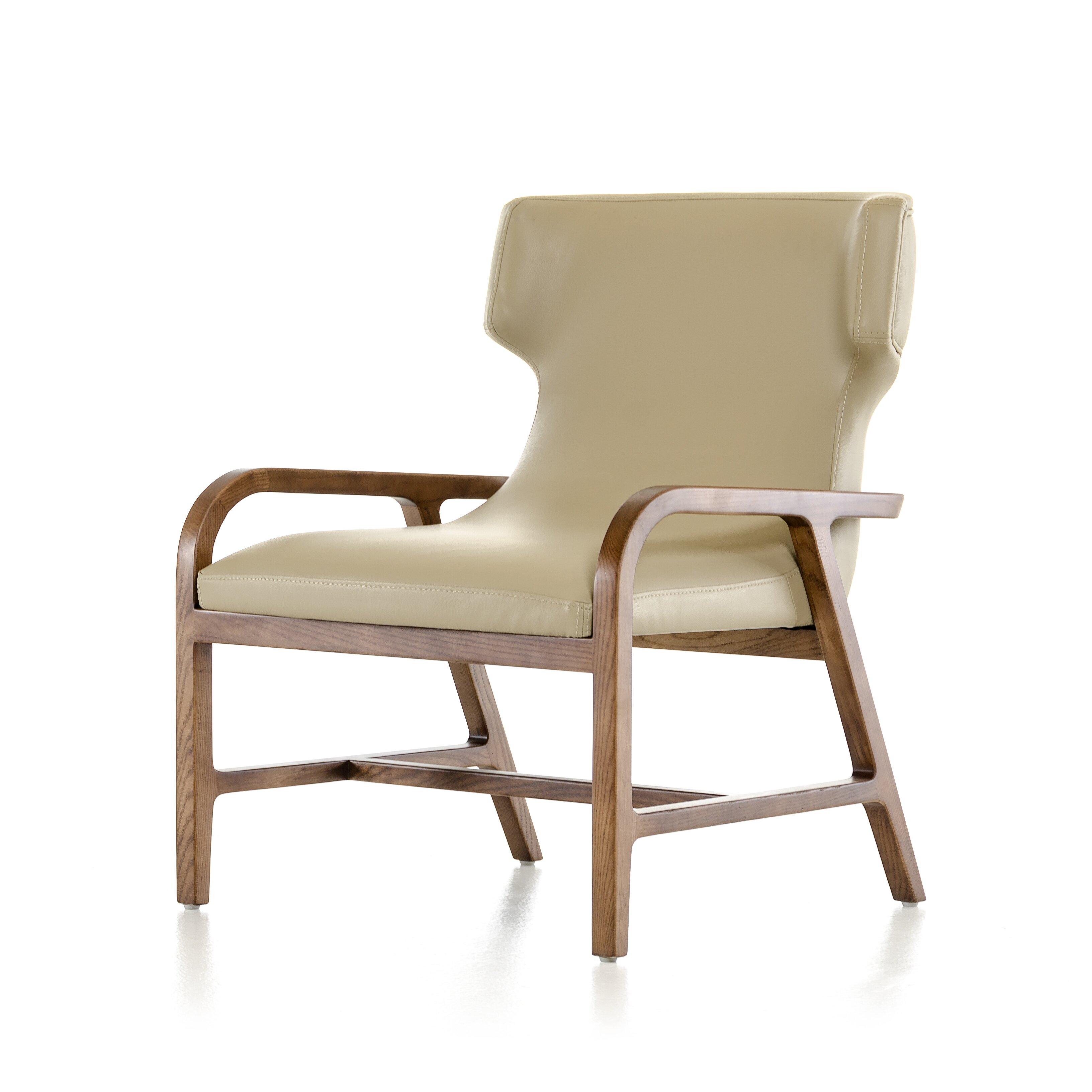 Modrest Olenna Modern Arm Chair Wayfair
