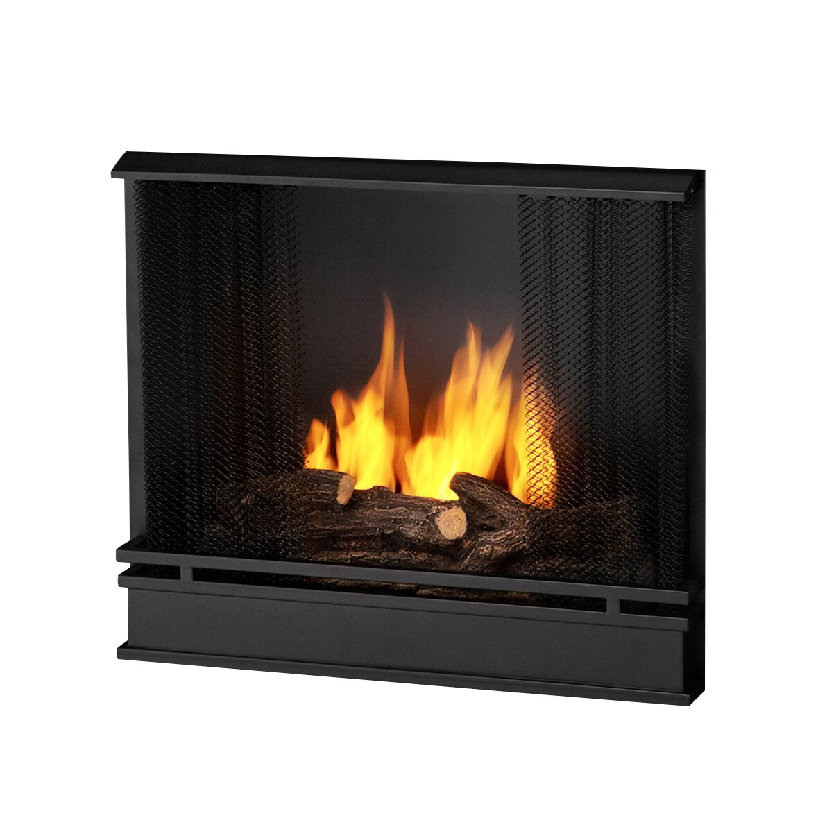 Real Flame Chateau Corner Gel Fuel Fireplace Reviews Wayfair Supply