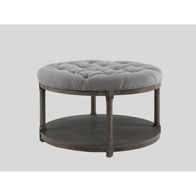Lola Coffee Table With Storage: Lorraine Coffee Table