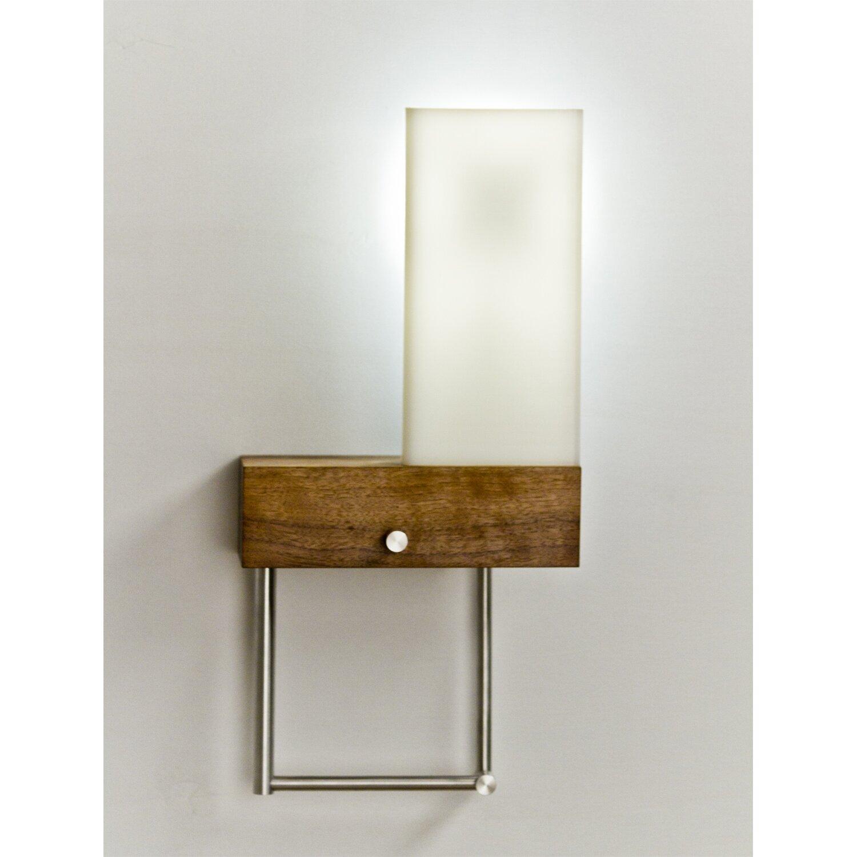 cerno cubo bedside hybrid reading light swing arm wall. Black Bedroom Furniture Sets. Home Design Ideas