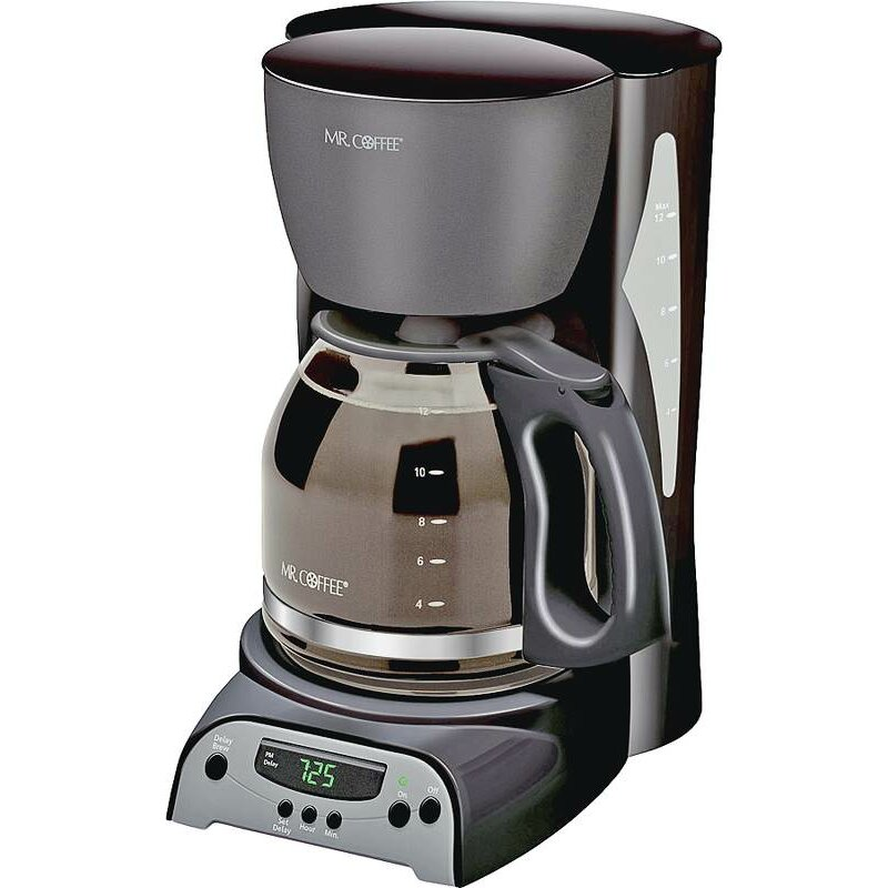 Mr. Coffee 12 Cup Rival Programmable Coffee Maker & Reviews Wayfair
