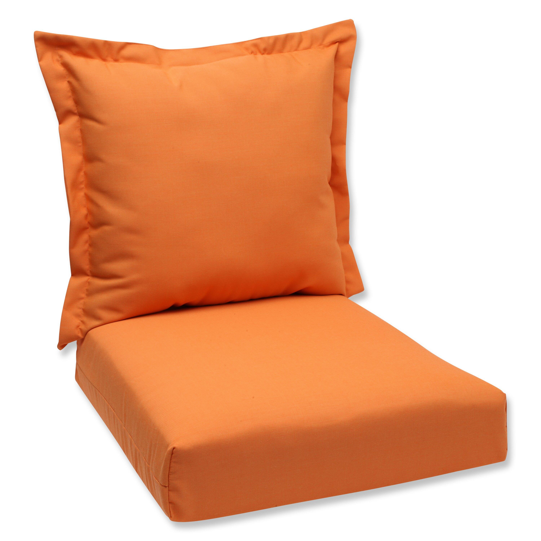 Pillow Perfect Outdoor Sofa Cushion & Reviews