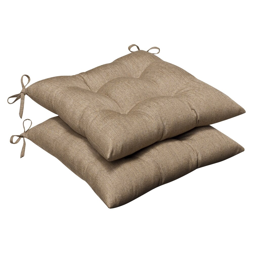 Pillow Perfect Outdoor Dining Chair Cushion Reviews